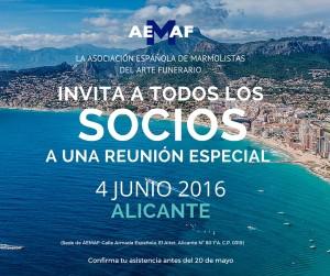AEMAF invitacion