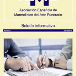 PRESENTACIÓN DEL SEGUNDO BOLETÍN ASOCIACIÓN AEMAF